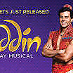Two Aladdin  tickets at QPAC