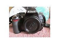 Nikon D3100 (Body Only) DSLR