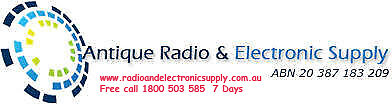 Antique Radio and Electronic Supply