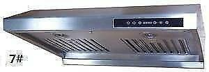 Crown under cabinet powerful range hood from $199(new) City of Montréal Greater Montréal image 7