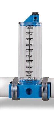 Rola-Chem 570351 - 2 inch Side Mount PVC Flowmeter 40 To 140 Gpm  -