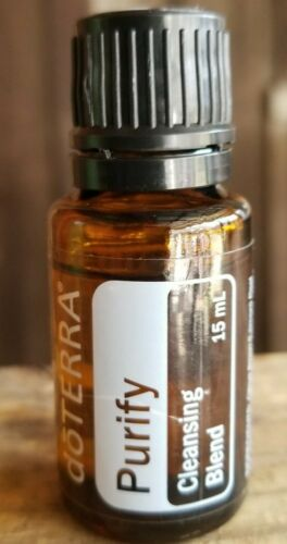 Doterra PURIFY Essential Oil 15mL Glass Bottle - $16.00