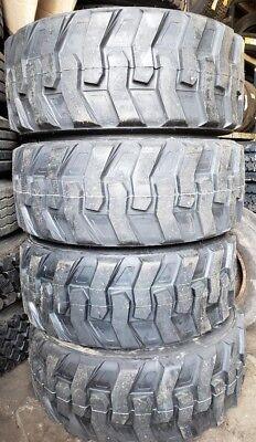 4-tires 14-17.5 Tires Rk214 Skid-steer Loader Tire 1417.5 14pr R4 Otani 14175