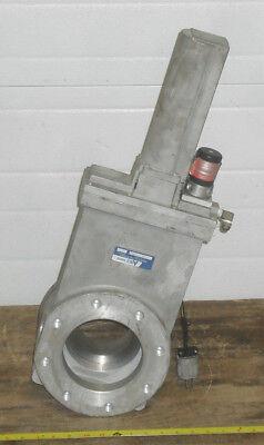 Airco Temescal 5030 4 Asa Vacuum Gate Valve