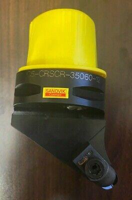 Sandvik Capto C5 Indexable Turning Head C5-crscr-35060-12v