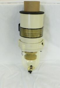 NEW-Racor-900FH-2-Micron-Diesel-Fuel-Filter-Water-Separator