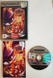 Spyro A Heroes Tail PS2 Game