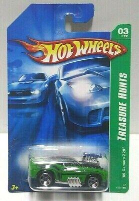 2007 Hot Wheels Treasure Hunt '69 Camaro Z28