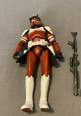 Hasbro Star Wars: The Clone Wars Clone Commander Fox Action Figure