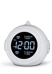 Welgo Alarm Clock/  Radio Great For Kids Plays Music