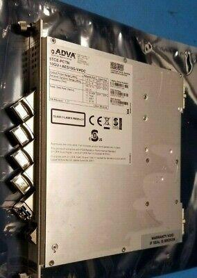 ADVA Optical Networking, 5TCE-PCTN 10GU+AES10G-V#DC PN: 1063707630-01