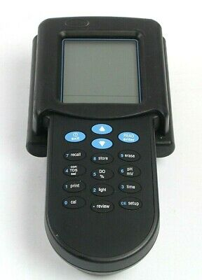 Hach 5465060 Conductivitydissolved Oxygenph Portable Meter
