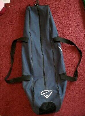 Nike Baseball Bat & Gear Duffle Tote Bag Dark Blue