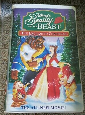 Beauty and the Beast: An Enchanted Christmas (VHS, (Beauty And The Beast An Enchanted Christmas Vhs)