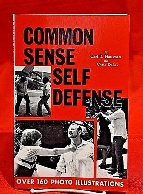 """COMMON SENSE SELF DEFENSE"" SINGLE COPY"