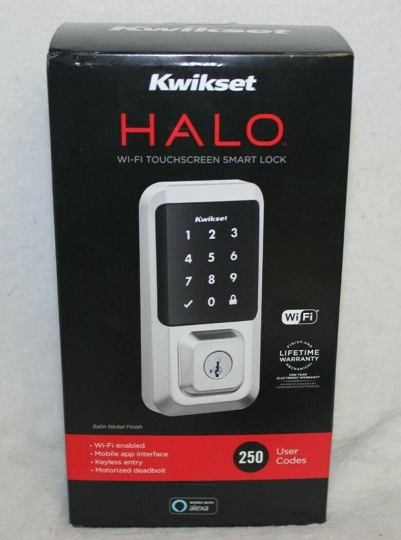 halo wi fi smart lock keyless entry