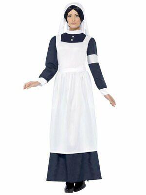 Smiffys Great Krankenschwester 1. Weltkrieg WW2 1940er Jahre - 1940er Kriegs Kostüm