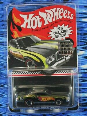 2017 Hot Wheels 76 Ford Gran Torino Kmart Mail In Collector Edition Factory Seal