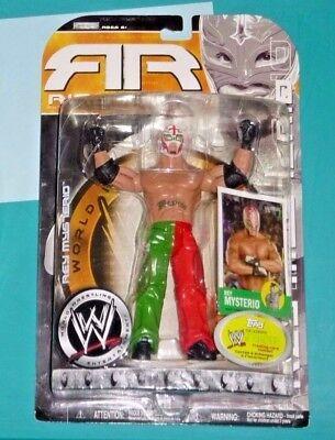 WWE REY MYSTERIO RING RAGE REY MYSTERIO RING RAGE 22.5 WWE WWF WCW ECW CLASSIC