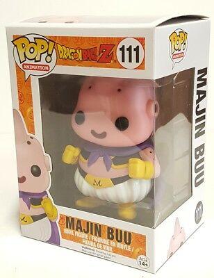 Funko Pop Animation: Dragon Ball Z - Majin Buu Vinyl Figure #111 NEW