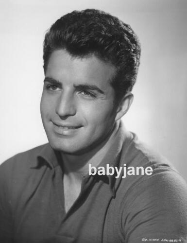 VINCE EDWARDS HANDSOME PORTRAIT PHOTO #29