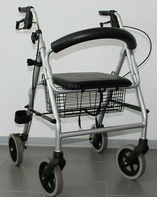 Leichtgewicht Rollator - Trendmobil (silber) LR 56 gebraucht