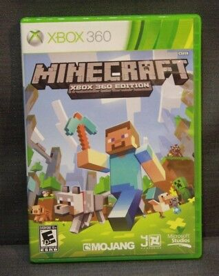 Minecraft  Microsoft Xbox 360  2013  Video Game