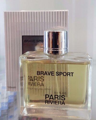 Brave+Sport+100ml+By+Paris+Riviera+Oriental+Perfume+Spray+EDP