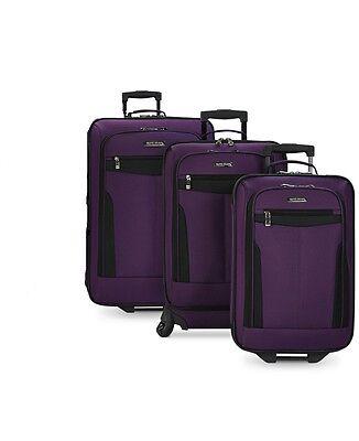 Travel Select  Segovia 3 Piece Spinner Luggage Set