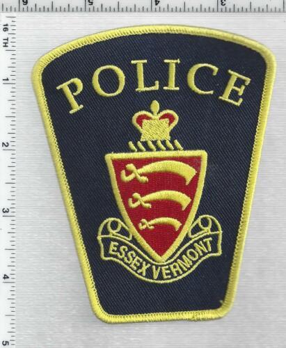 Essex Police (Vermont) 2nd Issue Shoulder Patch