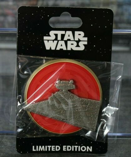 C3 Disney WDI D23 2017 Expo Pin LE 300 Star Wars VehiclE Imperial STAR DESTROYER