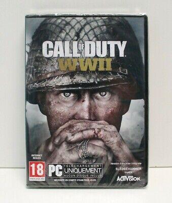 Call of Duty : World War II [Ne contient pas de DVD]...