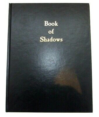 "The Book of Shadows  - Journal For One's Magical Experiences  8-3/4"" x 11-1/4"" comprar usado  Enviando para Brazil"