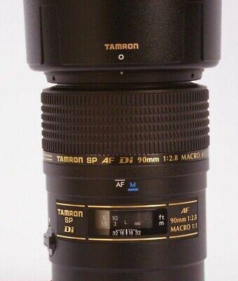 Tamron 90mm f/2.8 SP DI MACRO USD Sony A-mount *** MINT ***