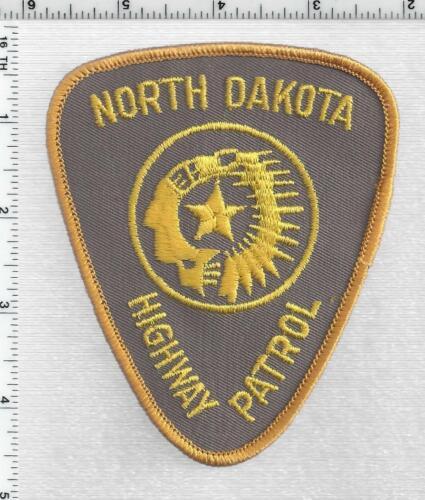 Highway Patrol (North Dakota) 1st Issue Shoulder Patch