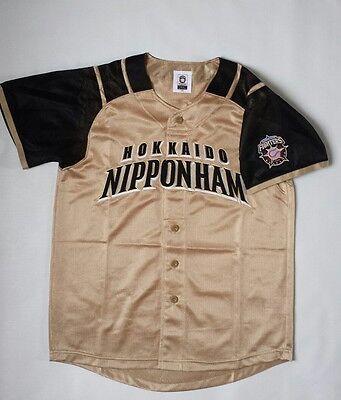 Hokkaido Nippon Ham Fighters Away Baseball Jersey