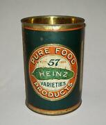 Antique Tin Cans