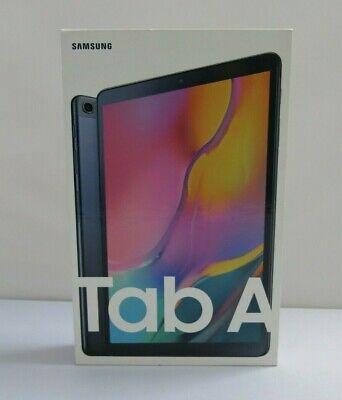 "TABLET - Samsung Galaxy Tab A - 32GB, Wi-Fi, 10,1"" SM-T510 NEGRA NUEVA"
