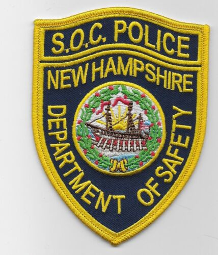 SOC New Hampshire State Police NH