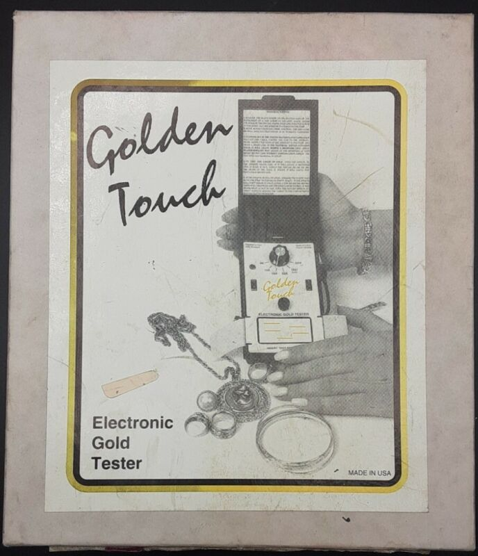 Golden Touch Electronic Gold Tester