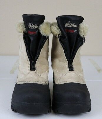 (Itasca Tahoe Snow Boots - Waterproof, Insulated, Women's Size 6 New Fast Ship)