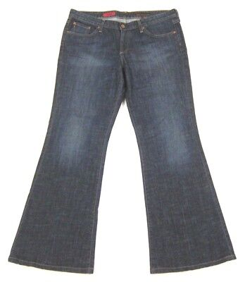Adriano Goldschmied AG Jeans The Club Flare Leg Blue Denim RARE TAG SIZE 33 - Club Flare Jean