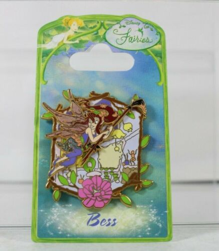 B4 Disney Parks Pin Tinker Bell Fairies Fairy Series Bess Art