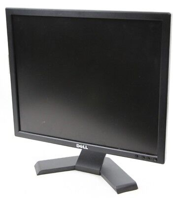 "Dell E190Sf 19"" LCD Monitor, w/ Power & VGA Cables, 1280 x 1024, Grade B (Z3E2)"