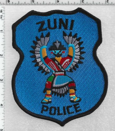 Zuni Police (New Mexico - Tribal) 1st Issue Shoulder Patch