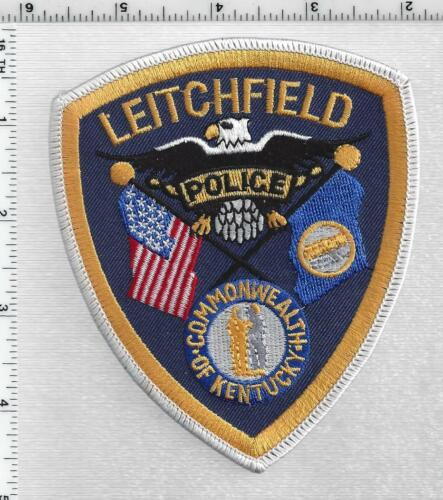 Leitchfield Police (Kentucky) 1st Issue Shoulder Patch