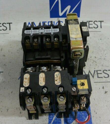 Sprecher Schuh CA 1U-40 Contactor with 440/480V 50/60Hz Coil