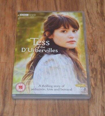 Tess Of The D'Urbervilles BBC Eddie Redmayne Gemma Arterton DVD Jodie