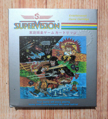 VTG Supervision NES 52 in 1 Games Cartridge International Asia New in Box