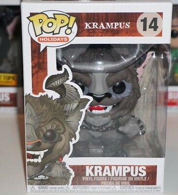 Funko Pop Krampus  14 Brand New